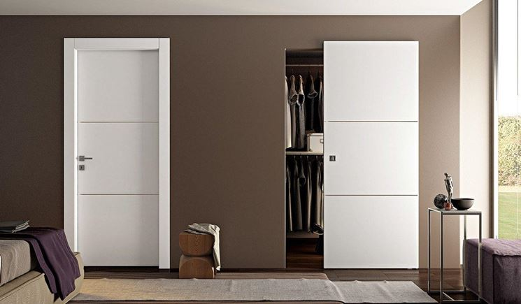 Il design porte per interno
